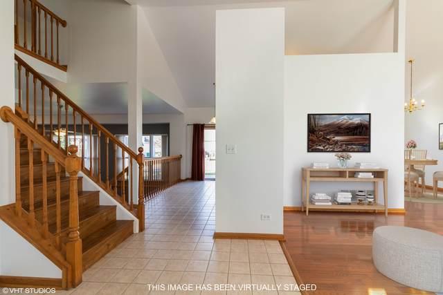 11456 S Preakness Drive, Plainfield, IL 60585 (MLS #10930292) :: John Lyons Real Estate