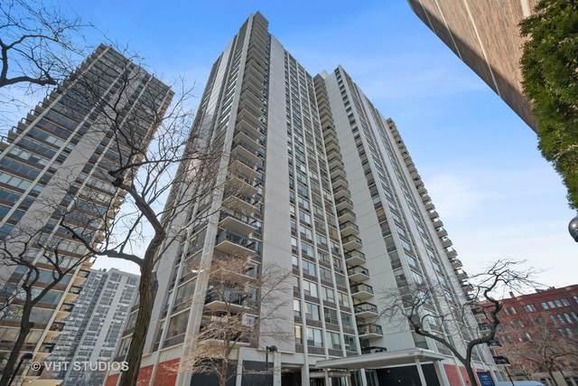1460 N Sandburg Terrace 1408A, Chicago, IL 60610 (MLS #10931307) :: Littlefield Group