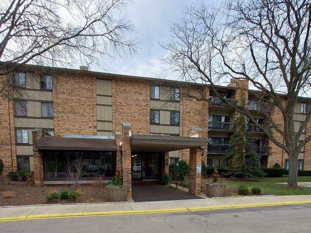 301 Lake Hinsdale Drive #310, Willowbrook, IL 60527 (MLS #10938855) :: The Wexler Group at Keller Williams Preferred Realty