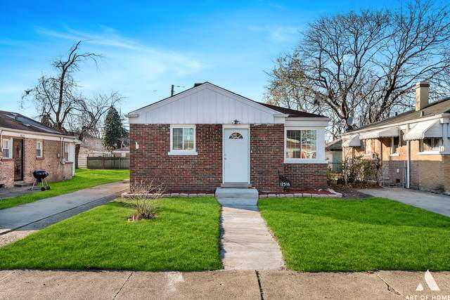 12516 S Loomis Street, Calumet Park, IL 60827 (MLS #10938992) :: BN Homes Group