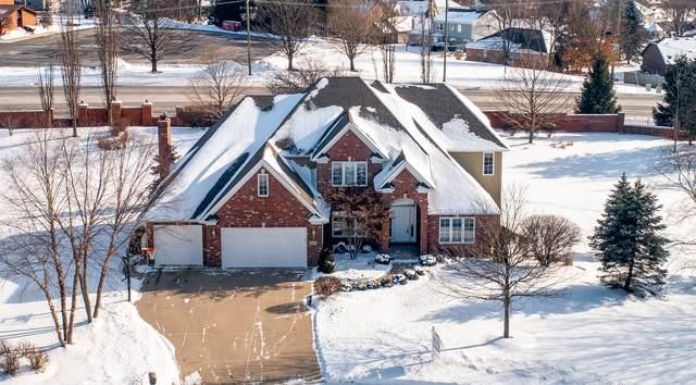 448 Shelburne Lane, Sugar Grove, IL 60554 (MLS #10949372) :: Janet Jurich