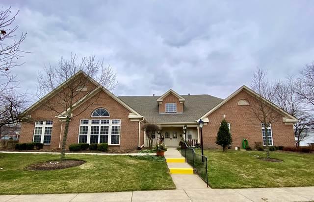 2826 Meadow Lane V2, Schaumburg, IL 60193 (MLS #10949622) :: Jacqui Miller Homes