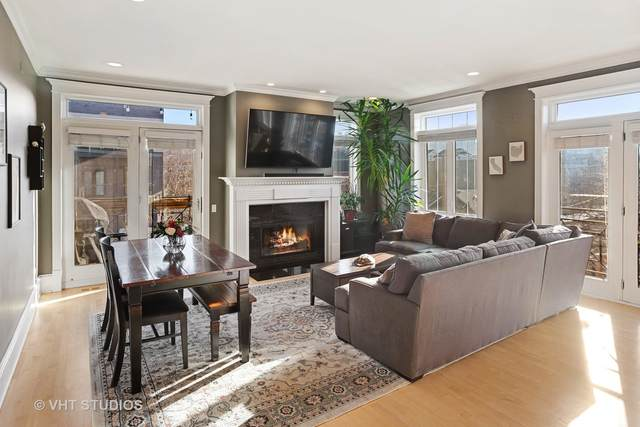 1503 N Mohawk Street 3E, Chicago, IL 60610 (MLS #10955839) :: Helen Oliveri Real Estate