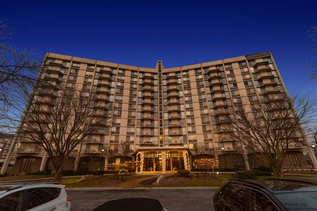 20 N Tower Road 12A, Oak Brook, IL 60523 (MLS #10962505) :: Suburban Life Realty