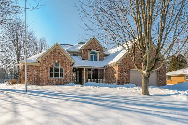 435 Clark Street, Hinckley, IL 60520 (MLS #10967166) :: Helen Oliveri Real Estate
