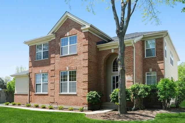 2580 Talia Lane, Northbrook, IL 60062 (MLS #10968347) :: Helen Oliveri Real Estate