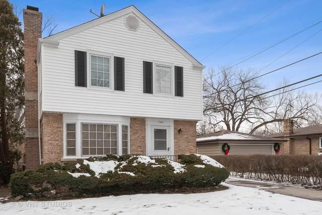 734 Beaver Road, Glenview, IL 60025 (MLS #10972653) :: Helen Oliveri Real Estate