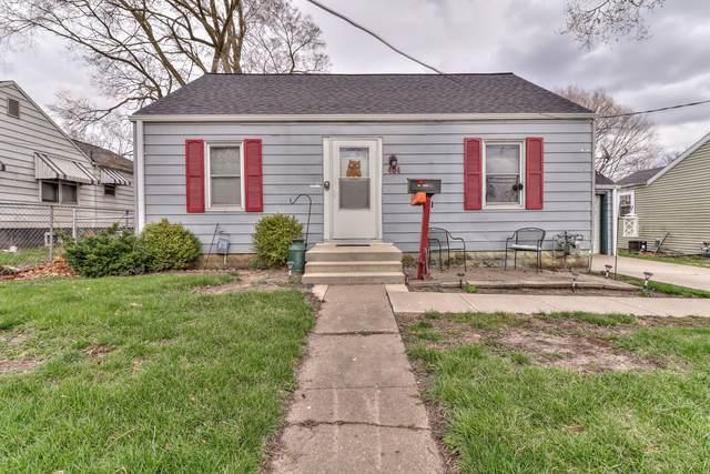 404 N Sheldon Street, Rantoul, IL 61866 (MLS #10973028) :: Ryan Dallas Real Estate