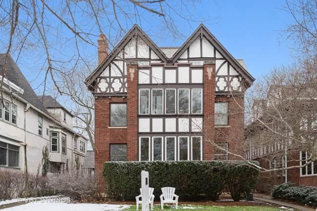 1106 Judson Avenue, Evanston, IL 60202 (MLS #10973067) :: Helen Oliveri Real Estate