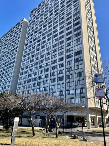 4800 S Lake Park Avenue #806, Chicago, IL 60615 (MLS #10975539) :: John Lyons Real Estate