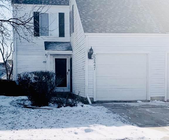 22447 Latonia Lane, Richton Park, IL 60471 (MLS #10975763) :: Suburban Life Realty