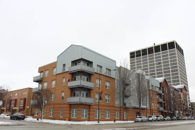 3522 S State Street #302, Chicago, IL 60609 (MLS #10976056) :: The Spaniak Team