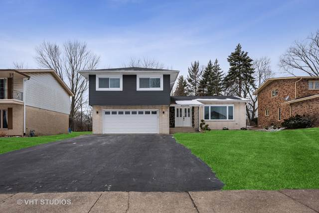 1606 Heather Hill Cres, Flossmoor, IL 60422 (MLS #10976768) :: The Spaniak Team