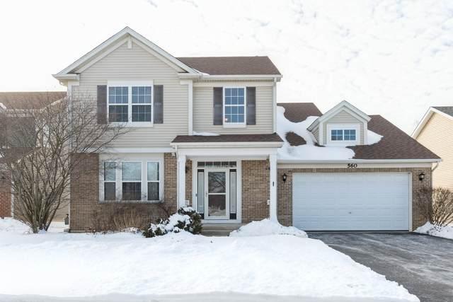 560 Cardinal Avenue, Oswego, IL 60543 (MLS #10982094) :: The Dena Furlow Team - Keller Williams Realty