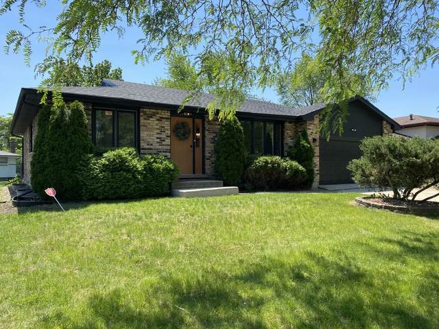 865 Campus Avenue, Matteson, IL 60443 (MLS #10997819) :: Touchstone Group