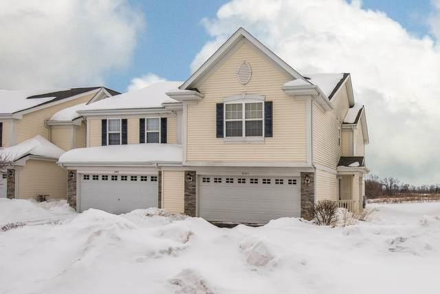 5101 Homestretch Drive 110-4, Loves Park, IL 61111 (MLS #11000356) :: Janet Jurich