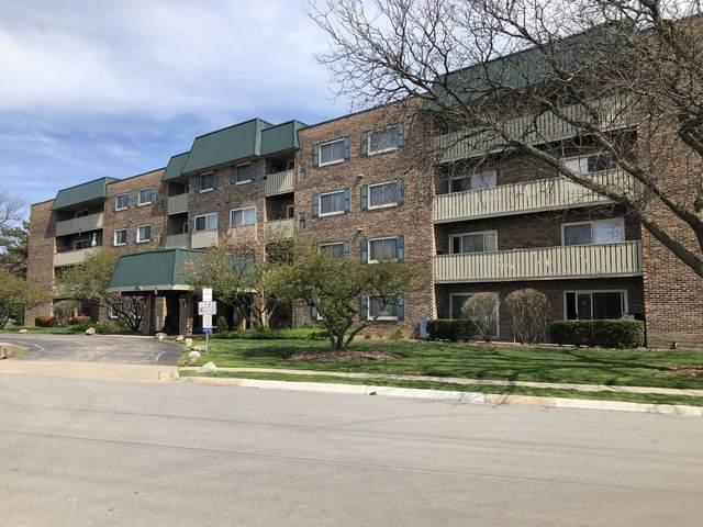 700 Perrie Drive #216, Elk Grove Village, IL 60007 (MLS #11004096) :: Littlefield Group