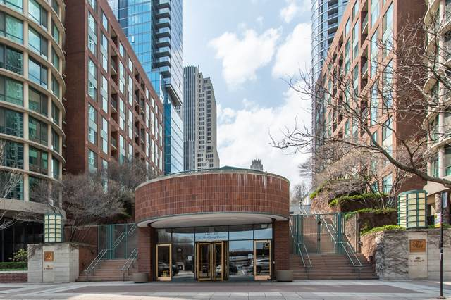 440 N Mcclurg Court #503, Chicago, IL 60611 (MLS #11010824) :: The Dena Furlow Team - Keller Williams Realty
