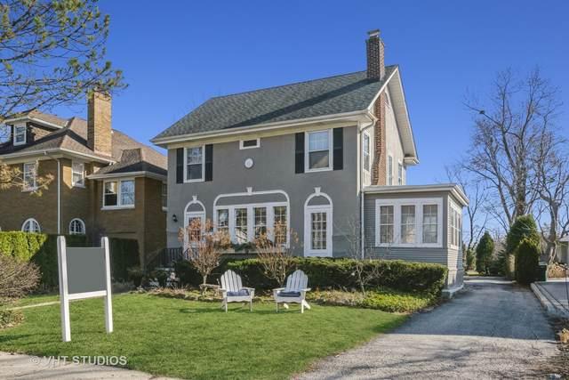 1729 Lake Avenue, Wilmette, IL 60091 (MLS #11025271) :: Helen Oliveri Real Estate