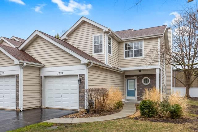 1235 Cranbrook Drive, Schaumburg, IL 60193 (MLS #11029704) :: Helen Oliveri Real Estate