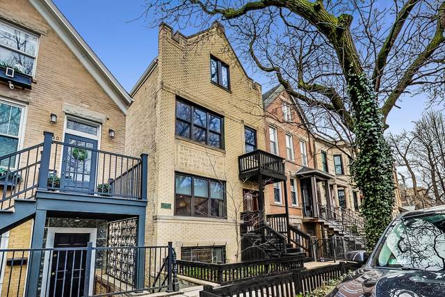 1834 N Paulina Street, Chicago, IL 60622 (MLS #11039167) :: Touchstone Group