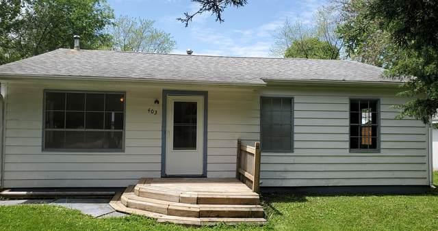 403 S Buchanan Street, HEYWORTH, IL 61745 (MLS #11041322) :: Jacqui Miller Homes