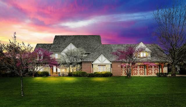 1306 Cross Creek Road, Mahomet, IL 61853 (MLS #11046225) :: Ryan Dallas Real Estate
