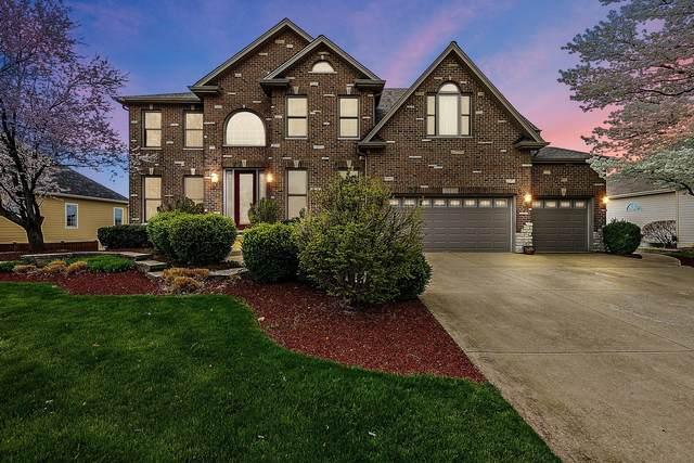 26119 Oakcrest Lane, Plainfield, IL 60585 (MLS #11049927) :: Helen Oliveri Real Estate
