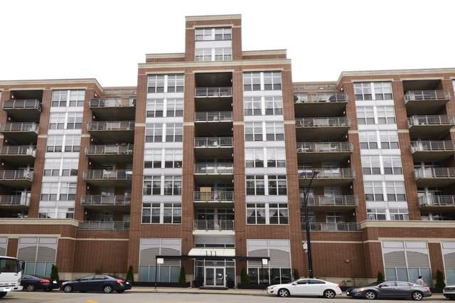 111 S Morgan Street #507, Chicago, IL 60607 (MLS #11054741) :: Helen Oliveri Real Estate