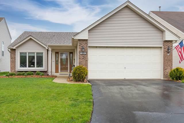 2450 Deerfield Drive, Aurora, IL 60506 (MLS #11056453) :: Helen Oliveri Real Estate