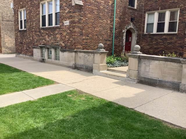 4349 W George Street #2, Chicago, IL 60641 (MLS #11061293) :: Helen Oliveri Real Estate