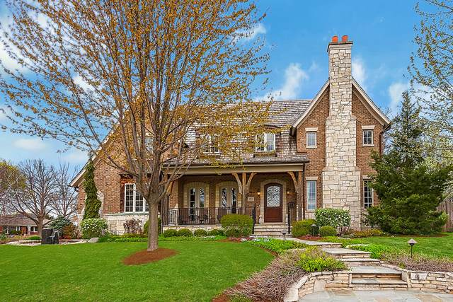 4745 Franklin Avenue, Western Springs, IL 60558 (MLS #11063918) :: Helen Oliveri Real Estate