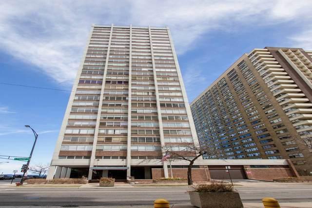 6171 N Sheridan Road #1703, Chicago, IL 60660 (MLS #11070672) :: Helen Oliveri Real Estate