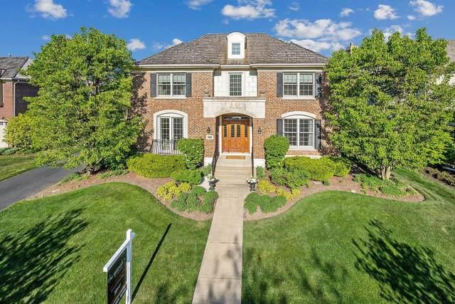 1663 Saratoga Lane, Glenview, IL 60026 (MLS #11077514) :: Helen Oliveri Real Estate