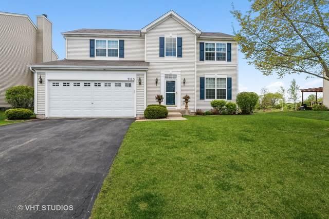 905 Galena Drive, Volo, IL 60073 (MLS #11078509) :: Helen Oliveri Real Estate