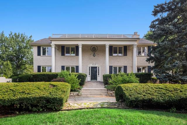 12 Hampton Drive, Oak Brook, IL 60523 (MLS #11103534) :: The Wexler Group at Keller Williams Preferred Realty