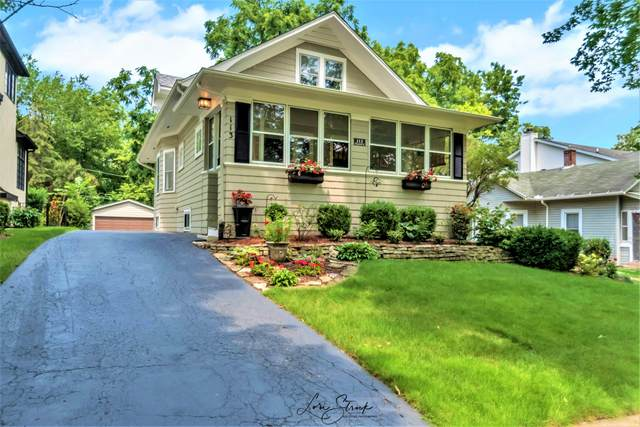 113 Maumell Street, Hinsdale, IL 60521 (MLS #11118911) :: The Wexler Group at Keller Williams Preferred Realty
