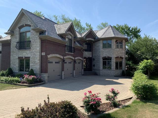 3205 Crestwood Lane, Glenview, IL 60025 (MLS #11120034) :: BN Homes Group
