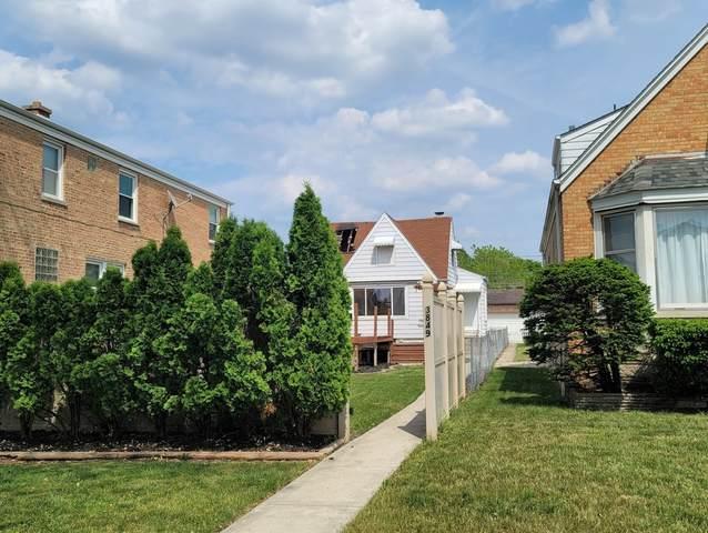 3849 N Ottawa Avenue, Chicago, IL 60634 (MLS #11133825) :: John Lyons Real Estate
