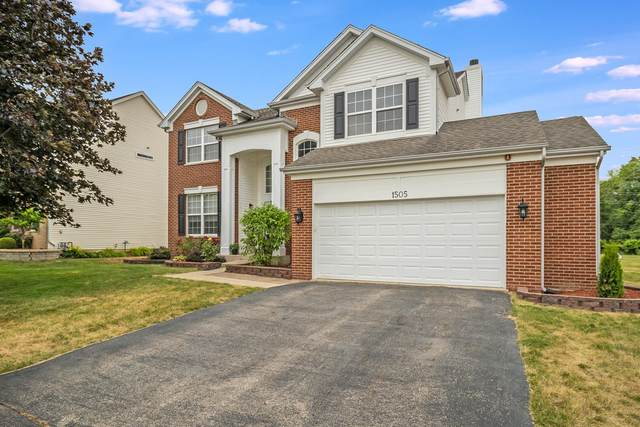 1505 Russell Drive, Hoffman Estates, IL 60192 (MLS #11136958) :: O'Neil Property Group