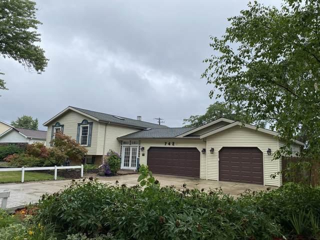 7425 Richmond Avenue, Darien, IL 60561 (MLS #11138389) :: O'Neil Property Group
