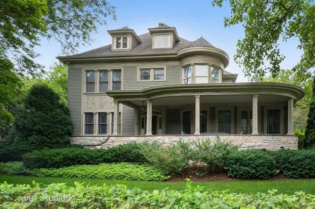 322 Kenilworth Avenue, Kenilworth, IL 60043 (MLS #11147726) :: O'Neil Property Group