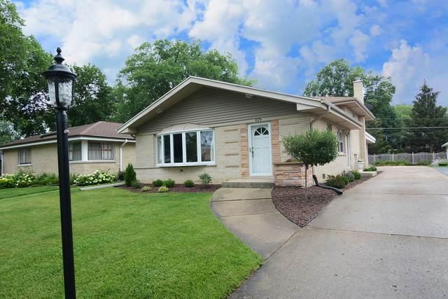 929 S Euclid Avenue, Elmhurst, IL 60126 (MLS #11149425) :: Suburban Life Realty