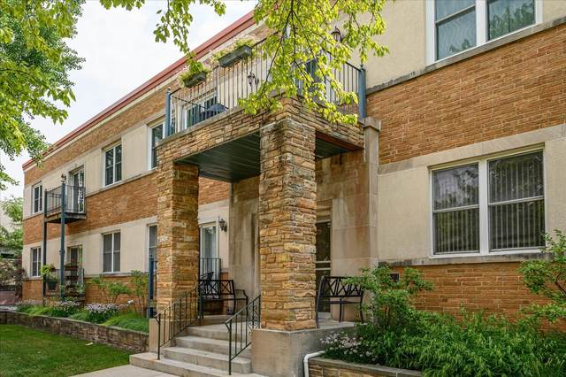 3721 Prairie Avenue #205, Brookfield, IL 60513 (MLS #11151410) :: Angela Walker Homes Real Estate Group
