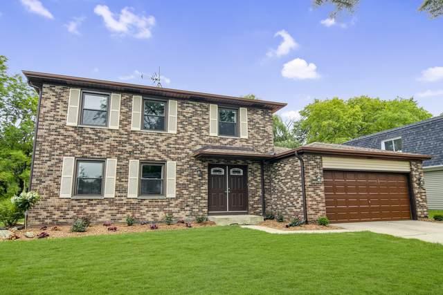 1297 W New Britton Drive, Hoffman Estates, IL 60192 (MLS #11152404) :: O'Neil Property Group