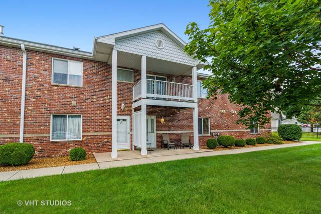 1350 Rock Run Drive #25, Crest Hill, IL 60403 (MLS #11166733) :: O'Neil Property Group