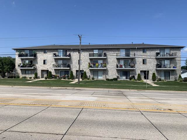 10936 Central Avenue 1B, Chicago Ridge, IL 60415 (MLS #11170562) :: O'Neil Property Group