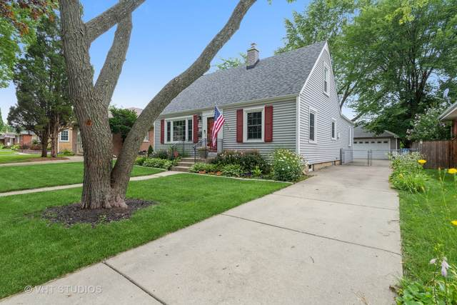 316 N Wille Street, Mount Prospect, IL 60056 (MLS #11172026) :: Suburban Life Realty