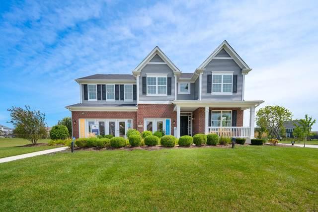 21405 Prairie Landing Lot #313 Lane, Shorewood, IL 60404 (MLS #11176149) :: John Lyons Real Estate