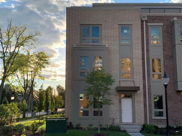 44 S Highland- Lot 12 Avenue, Arlington Heights, IL 60005 (MLS #11178890) :: John Lyons Real Estate